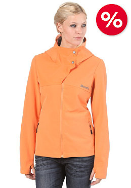 BENCH Womens Yukon Jacket nectarine