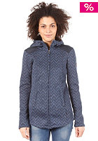 BENCH Womens Zaggle Woolsweat major marl 