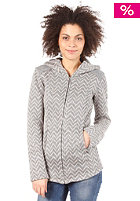 BENCH Womens Zaggle Woolsweat stormcloud marl 