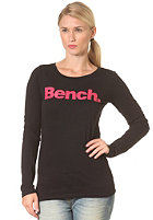 BENCH Womens Zekker Longsleeve black