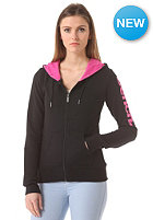 BENCH Womens Zipster Sweatjacket jet black