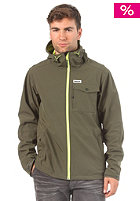 BENCH Woodwind Outerwear Softshell forest night