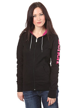BENCH Zip Zip Hooded Zip Sweat black BLE 2988