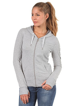 BENCH Zip Zip Hooded Zip Sweat medium grey marl BLE 2988