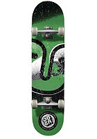BER Art Class Complete Skateboard green 7.5