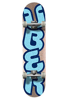 BER Asphalt Complete Skateboard natural 7.0
