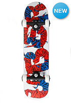 �BER Complete Deck Laces HPF (MC) 7.0 blue/red