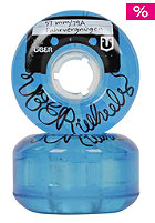 Cruiser Wheels Fahrvergn�gen 57mm blue transparent