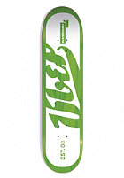 �BER Deck Die Cut 8.0 white/green