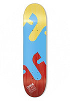 �BER Deck Puzzle 7.7 red/yellow