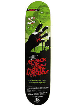 �BER Movie Series Zombie Deck 7.75