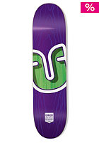 �BER Trunk Deck purple/green 7.70