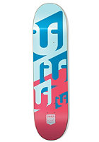 BER Woodcraft Deck blue/magenta 7.60