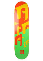 �BER Woodcraft Deck red/green 7.50