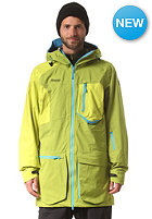 Hodlekve Jacket lime/ bright sea blue