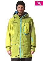 BERGANS Hodlekve Jacket lime/ bright sea blue