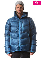 BERGANS Memurutind Down Jacket deep sea/ bright sea blue