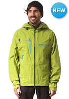BERGANS Storen Snowboard Jacket lime/ green tea/ bright sea blue