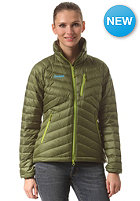 BERGANS Womens Slingsbytind Down Jacket green tea/ lime