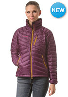 BERGANS Womens Slingsbytind Down Jacket plum/ dark mustered