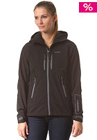 BERGANS Womens Stranda black/ grey