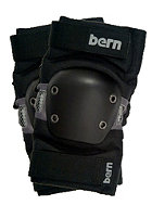 BERN Adult Pad Set Grey on Black Helmet grey on black