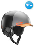 BERN Baker EPS Black Liner Helmet black/orange