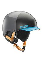 BERN Baker EPS w/ Cordova Liner Helmet matte grey/blue hatstyle