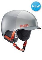 BERN Baker EPS w/ Cordova Liner Helmet matte grey/grey hatstyle