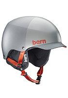 BERN Baker EPS w/ Cordova Liner matte grey/grey hatstyle