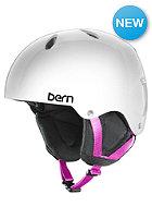BERN Kids Diabla EPS w/ Cordova Liner Helmet satin white