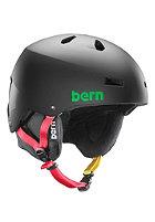 BERN Macon EPS w/ Cordova Liner Helmet matte black rasta