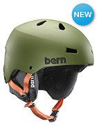 BERN Macon EPS w/ Cordova Liner Helmet matte olive green