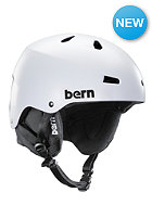 BERN Macon EPS w/ Cordova Liner Helmet satin white