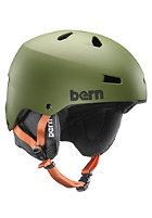 BERN Macon EPS w/ Cordova Liner matte olive green