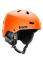 BERN Macon EPS w/ Cordova Liner matte orange