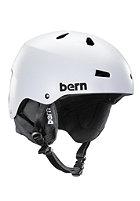 BERN Macon EPS w/ Cordova Liner satin white