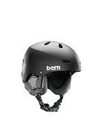 BERN Macon EPS w/ OT Wireless Audio Liner & Bluetooth Chips Helme matte black
