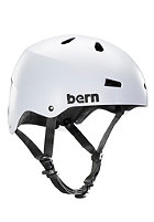 BERN Macon Helmet satin white