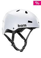 BERN Macon Helmet satin white