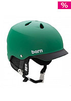 BERN Watts EPS w/ Black Knit grey / green brim