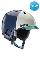 BERN Watts EPS w/ Cordova Liner Helmet matte navy hatstyle