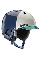 BERN Watts EPS w/ Cordova Liner matte navy hatstyle