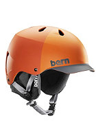 BERN Watts Helmet orange hatstyle