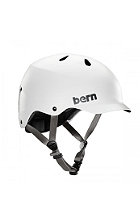 BERN Watts Helmet satin white