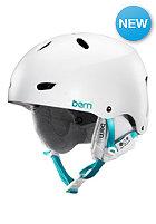 BERN Womens Brighton EPS w/ Cordova Liner Helmet satin white