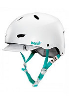 BERN Womens Brighton Helmet satin white