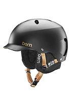 BERN Womens Lenox EPS w/ Cordova Liner Helmet satin black