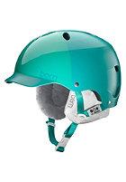 BERN Womens Lenox EPS w/ Cordova Liner satin emerald hatstyle