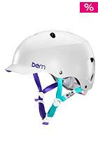 Womens Lenox Helmet satin white